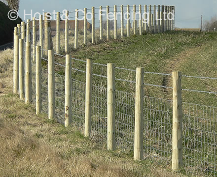 Stock Fencing 1.2m