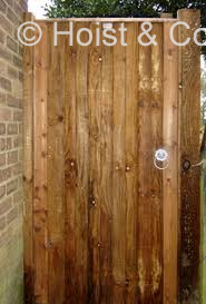 Closeboard Gates Fully Framed